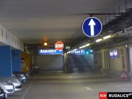 Verkehrsleitsystem